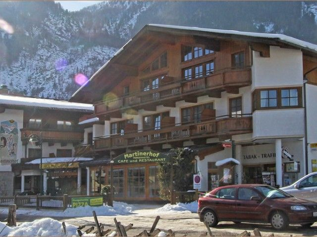 Hotel Martinerhof in St. Martin bei Lofer im Winter